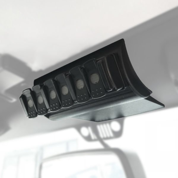 trigger controller jeep JK 6 channel remote mount 2008-6